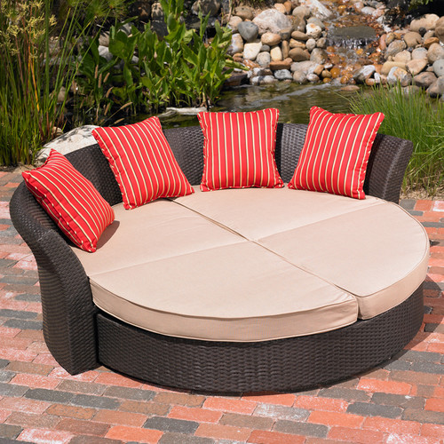 Mission Hills Corinth Daybed with Cushions