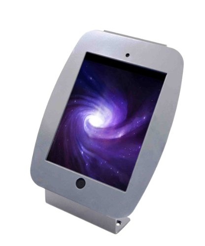 Mac Locks 101S235SMENS Ipad Mini Kiosk Silver