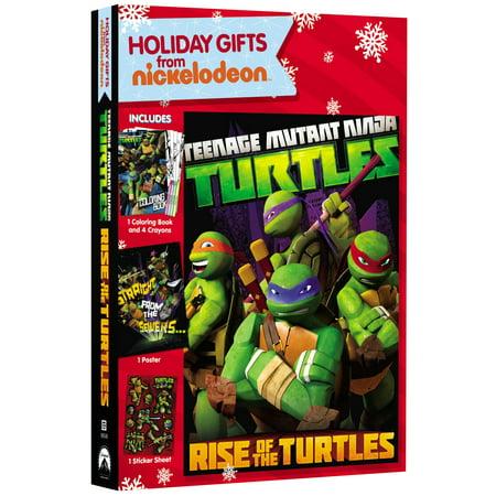 Teenage Mutant Ninja Turtles: Rise Of The Turtles (Tmnt 2012 Rise Of The Turtles Part 1)
