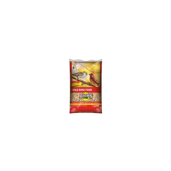 Audubon Park 11846 Wild Bird Food, 20 lb, Packet by Global Harvest Foods