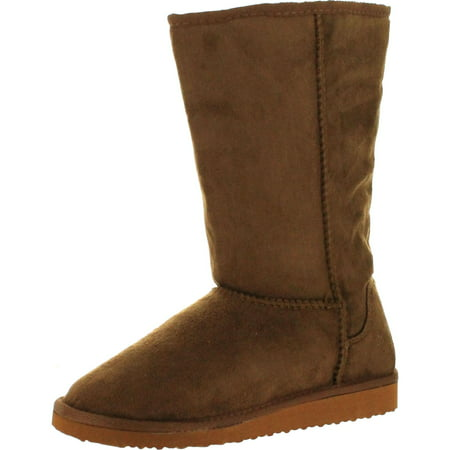 Soda Womens Soong Soft Fur Eskimo Boots - Halloween Eskimo Boots