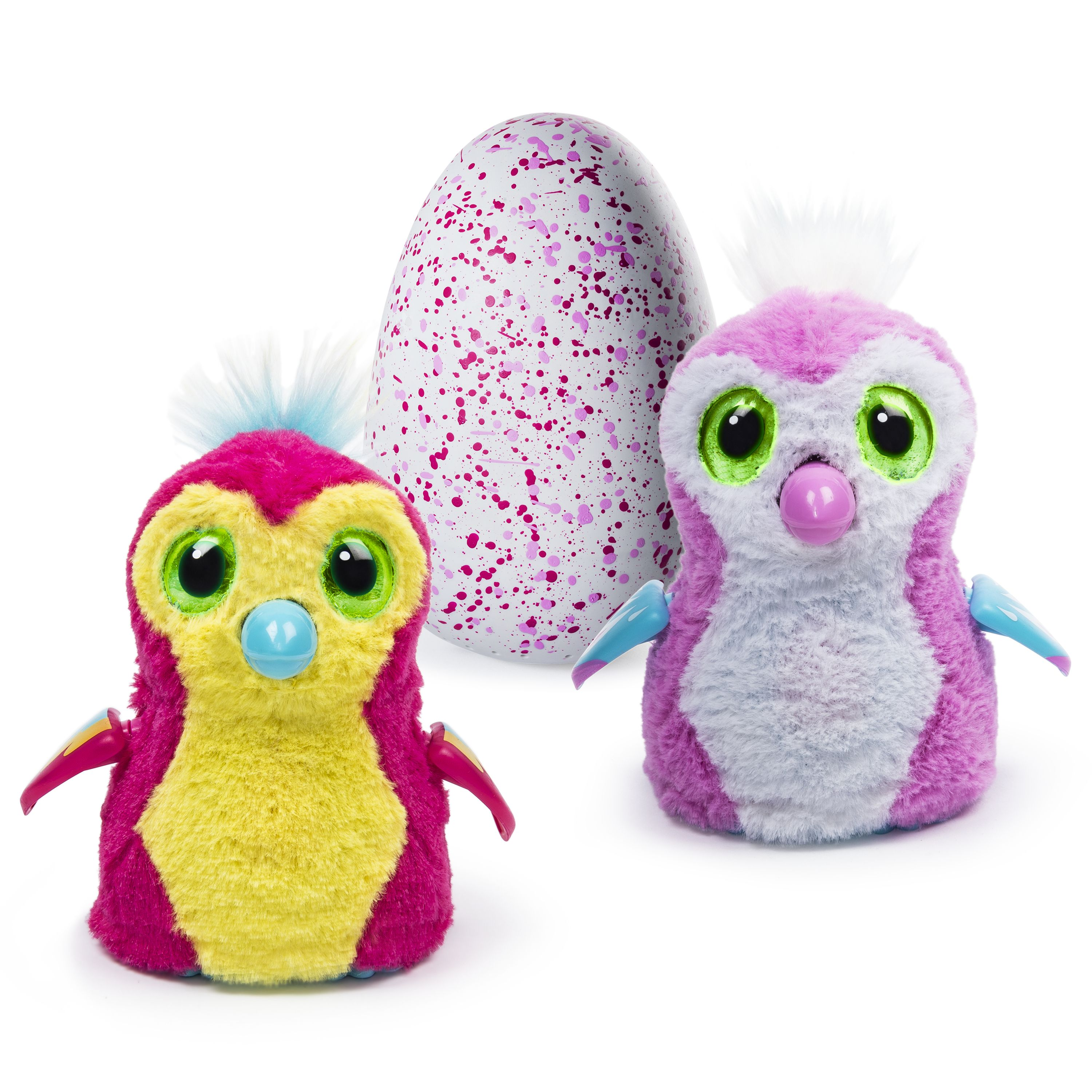 Hatchimals, Hatching Egg, Interactive Creature, Penguala, Pink Egg by Spin Master