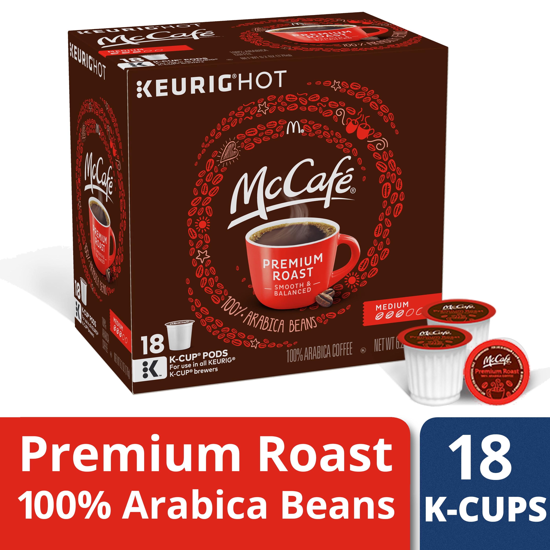 McCafe Premium Roast Medium Coffee K