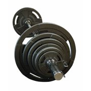 Champion Barbell Economy 300 lb Weight Set