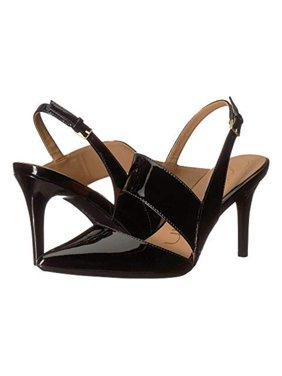Calvin Klein Womens Gianna Pointed Toe Bridal Slingback Sandals