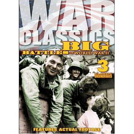 Image of War Classics 14: Big Battles of World War II