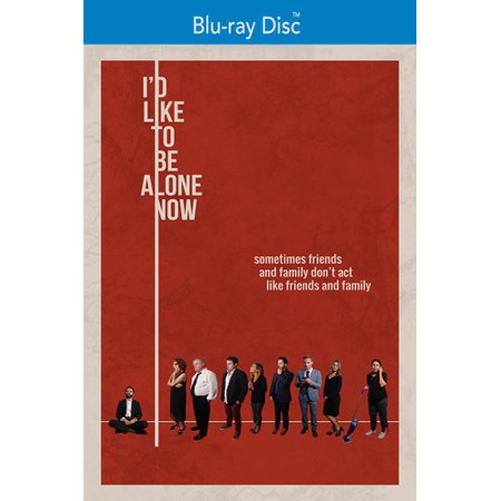 I'd Like to Be Alone Now (Blu-ray) (Kid From Home Alone Then And Now)