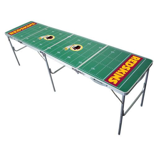 Tailgate Table 2 x 8 NFL Washington Redskins