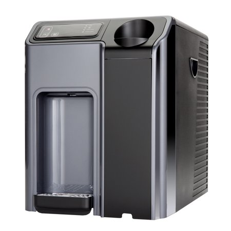 Global Water G4 Counter-top Hot & Cold Bottle-less Water Cooler with 3-Stage Reverse Osmosis Built-in Filtration