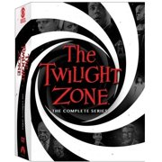 The Twilight Zone: The Complete Series by