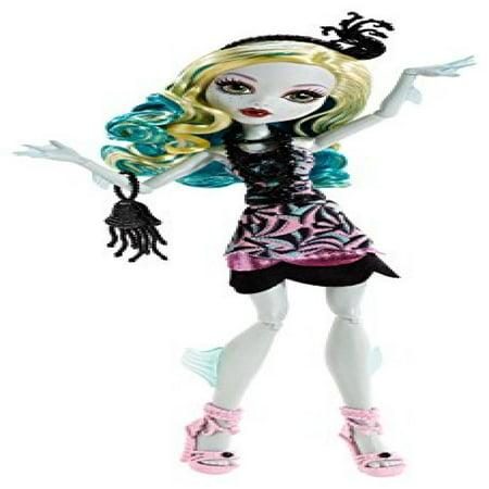 Monster High Frights, Camera, Action! Black Carpet Lagoona Blue Doll](Black Monster High Doll)