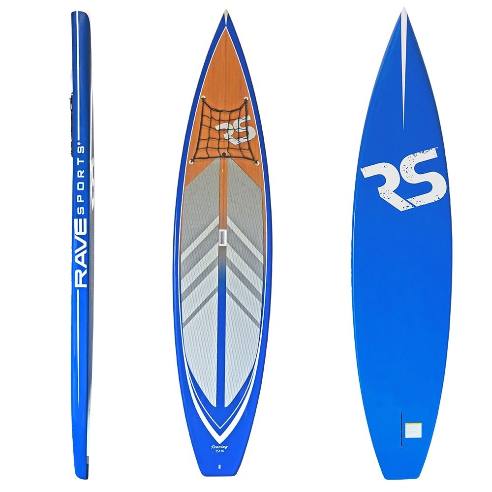 Rave Sports Touring 11.6-foot Stand-up Paddle Board by Overstock