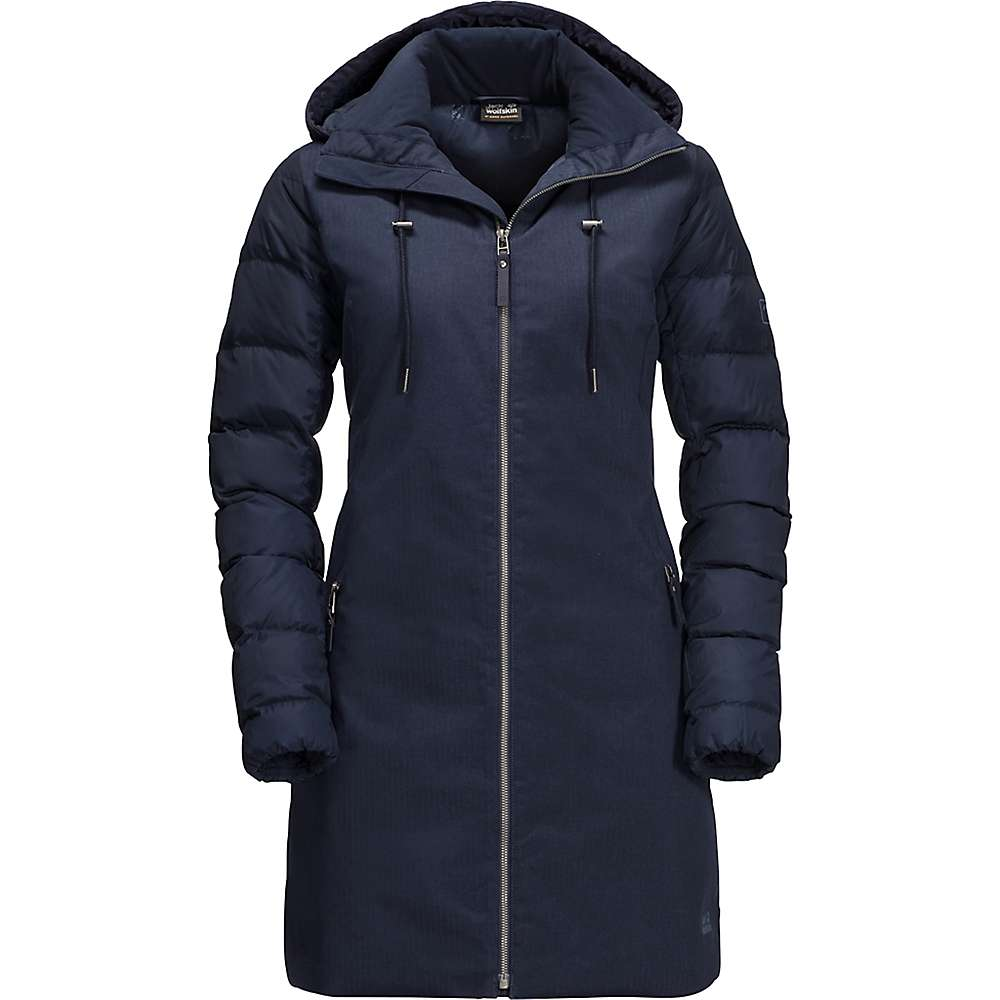Jack Wolfskin Women's Temple Hill Coat
