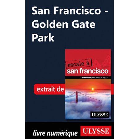 San Francisco - Golden Gate Park - eBook