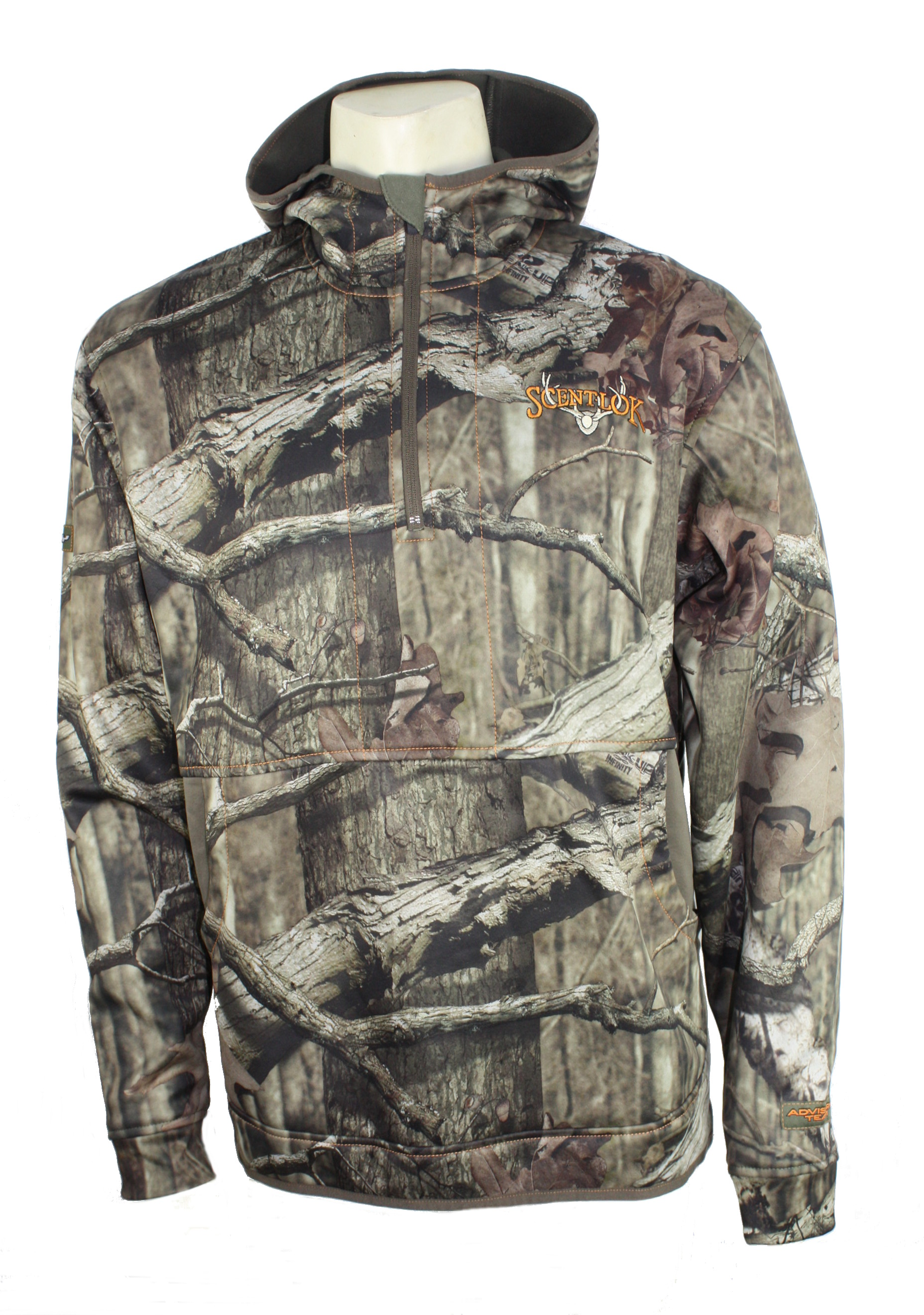 Scent-Lok Mens Hi-Tech Hunting Jacket by