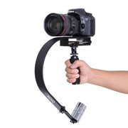 Movo Photo VS500 Pro Handheld Video Stabilizer System with Counterweights & Micro Balancing Adjustments for DSLR Video Cameras up to 5 LBS