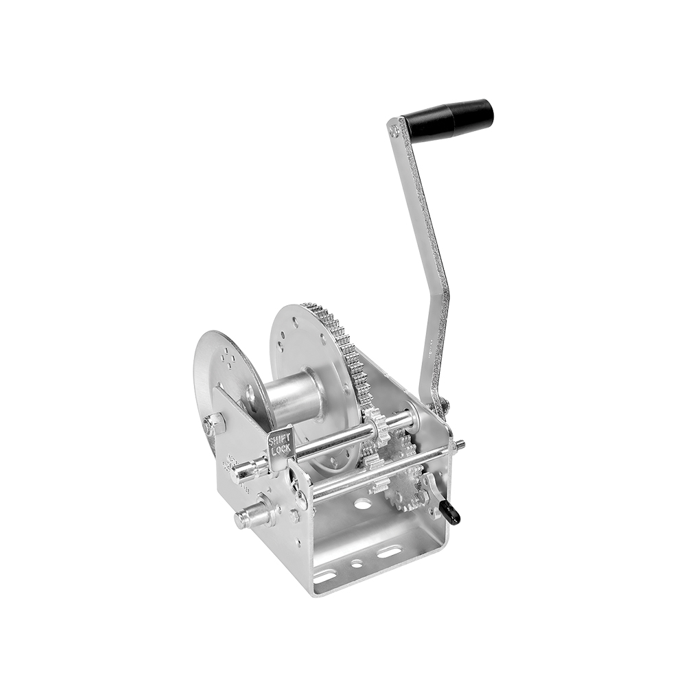 Click here to buy Fulton 142420 Two Speed 3,200 lb Max Load Trailer Winch by Fulton.