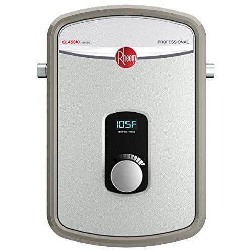 RHEEM Electric Tankless Water Heater,13,000W RTEX-13