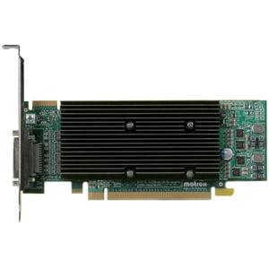 Matrox M9140-E512LAF M9140 Graphic Card - 512 MB DDR2 SDRAM - PCI Express x16 - 1920 x 1200