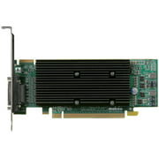 Matrox M9140-E512LAF M9140 Graphic Card - 512 MB DDR2 SDRAM - PCI Express x16 - 1920 x 1200