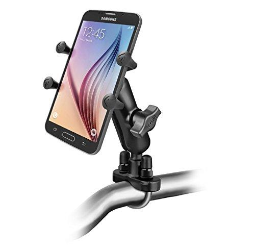 Heavy Duty Handlebar Motorcycle Mount Holder for Samsung ...