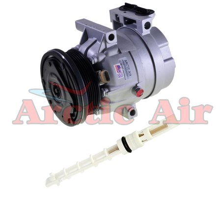 Lumina Apv Air Conditioning (Remanufactured Premium Auto A/C Compressor Kit Fits 97-98 Buick Century 3.1L 1996-01 Chevy Lumina 1996 APV 3.1 3.4L 96-97 Chevy Monte Carlo 3.1 3.4L 1997 Chevy Venture 3.4L )