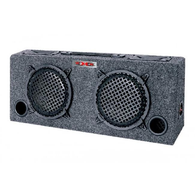 AUDIOP KIC80 8 inch Subwoofers with Box with 5 inch Tweeters