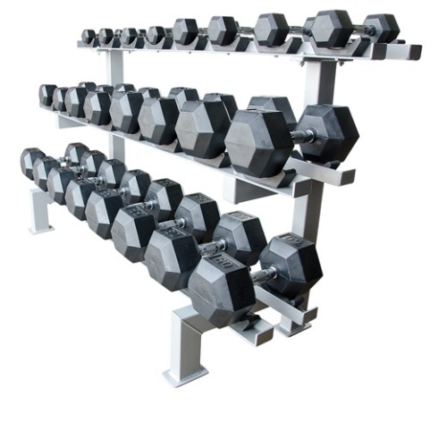 Champion Adjustable Dumbbell Storage Rack
