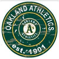 Oakland Athletics 24'' Established Year Round Sign