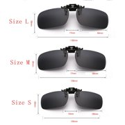 dd3f224c30 DSstyles - Unisex Flip-up Polarized Glasses
