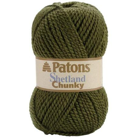 Shetland Chunky Yarn-Deep Moss - image 1 of 1