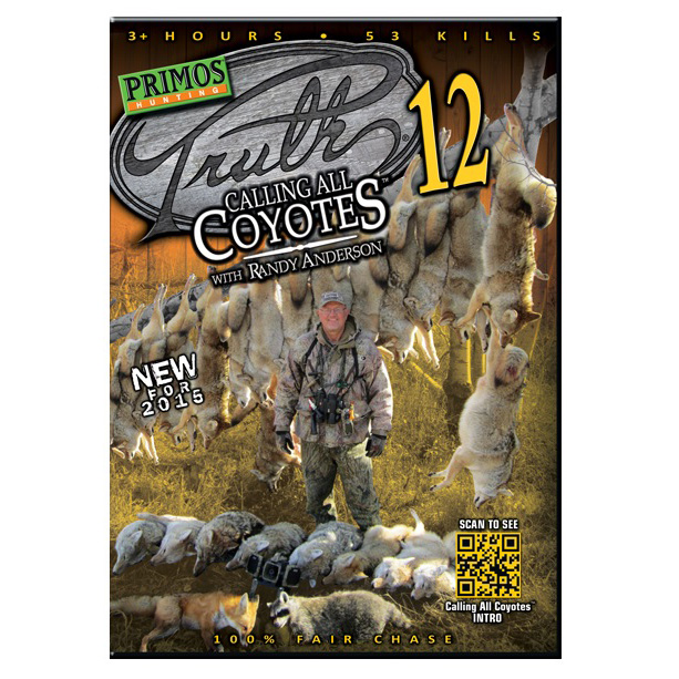 Primos The TRUTH 12, Calling All Coyotes, DVD by Primos
