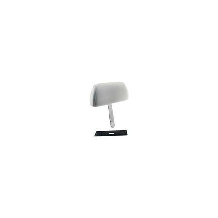 MACs Auto Parts  42-42788 Seat Headrest - Adjustable Type - 12 Wide - All Models