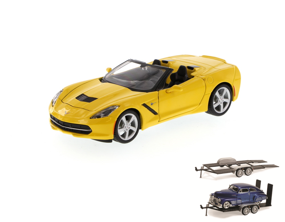 Corvette Start to Finish Bundle Diecast