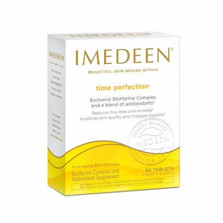 Imedeen Time Perfection Anti-Aging Skincare Formula Beauty Supplement, 60 - 3v Skin Formula