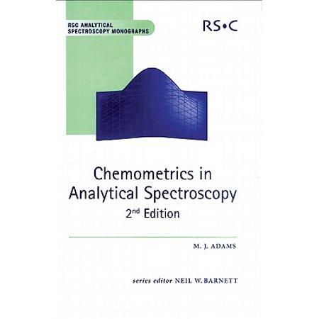 Chemometrics in Analytical Spectroscopy : Rsc (Federation Of Analytical Chemistry And Spectroscopy Societies)