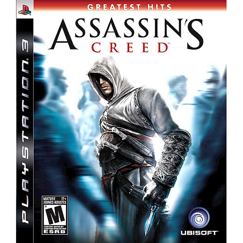Cokem International Assassins Creed Trilingual Hits