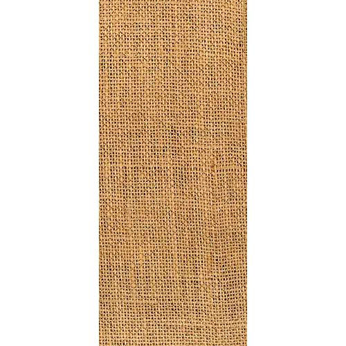 "Burlap Solid With Gold Metallic, Natural, 47/48"" Wide, Fabric by the Yard"