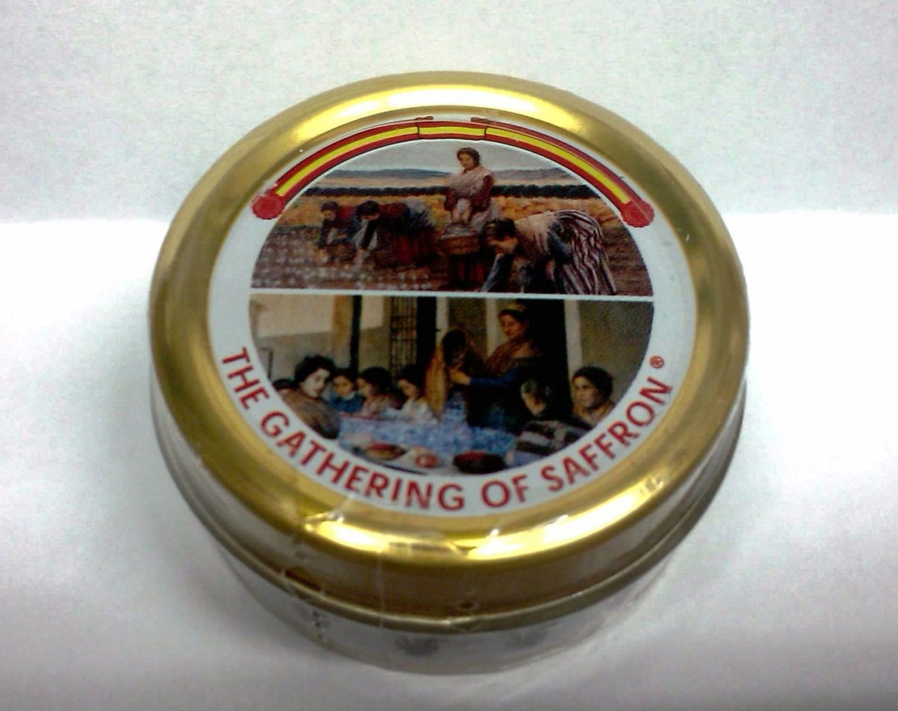 Gathering Brand Saffron 1 gram by