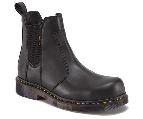 Dr. Martens Fusion St St Chelsea Boot Black Uk 6 by Dr. Martens