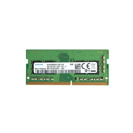 Samsung 8GB DDR4 PC4-19200, 2400MHz, 260 PIN SODIMM, CL 17, 1.2V, ram memory (Rpm Module)