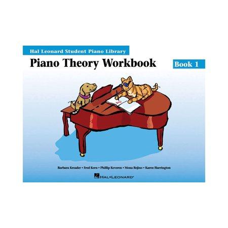 1 Theory Workbook - Hal Leonard Piano Theory Workbook 1 HLSPL