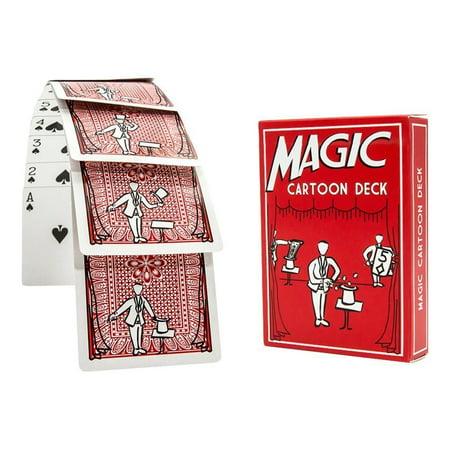 Magic Cartoon Deck By   Ball Water Cartoon Liliana 236 Book Network Cardstock Imagine Magician Street Might Decks Sound Packs Edition Girls Card Crisis    By Magic Makers