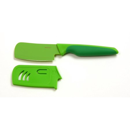 Grip-EZ Mini Chop, Mince and Slice Cleaver, Ergonomic soft grip handle for secure non-slip grip By Norpro