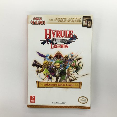 Image of Prima Games Hyrule Warriors: Legends Official Guide