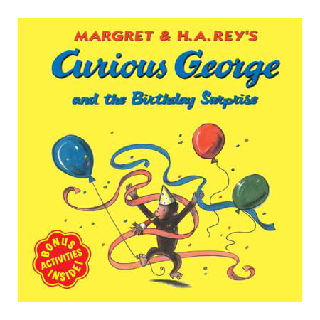 Curious George and the Birthday Surprise - Curious George Halloween Boo