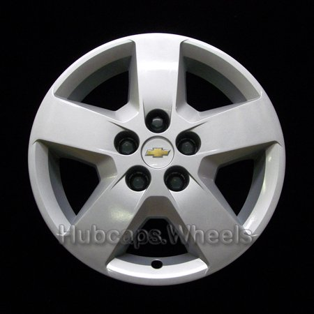 Chevrolet Corsica Wheel Hub - OEM Genuine Chevrolet 16-in Wheel Cover  - Professionally Refinished Like New - Replacement Hubcap for 2007-2011 HHR