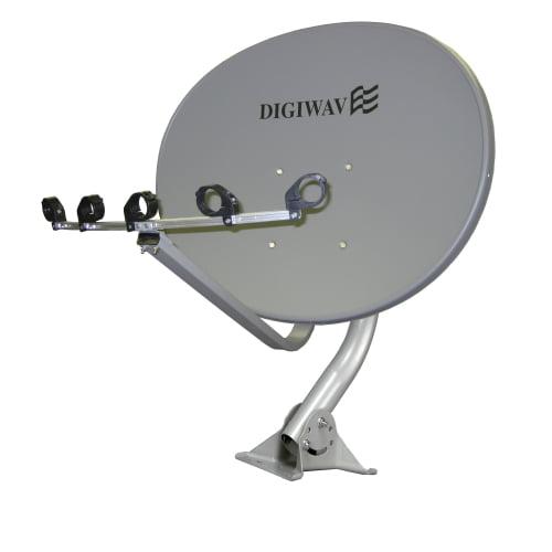 Digiwave 36 inch Elliptical Satellite Dish