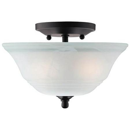 Westinghouse 66223 - 2 Light (Medium Screw Base) 10.2