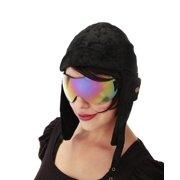 Motoko Costume Goggles Adult: Rainbow One Size